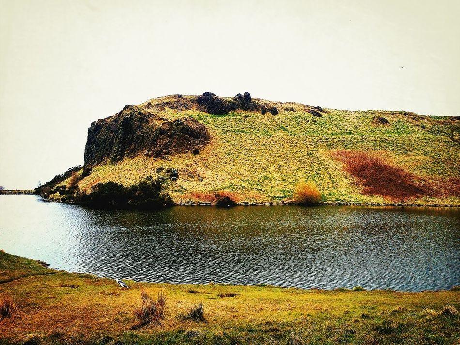 Hillside Beautiful View Nature_collection Dunsapie Loch