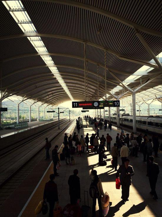 Back to Shanghai...