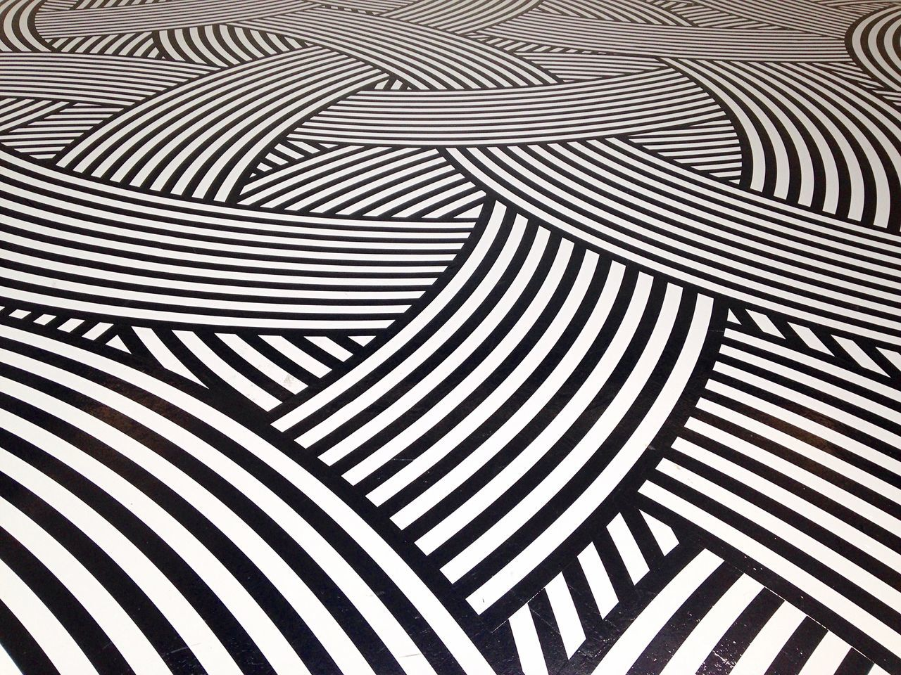 Black And White Pattern, Texture, Shape And Form Lines And Shapes Floortraits
