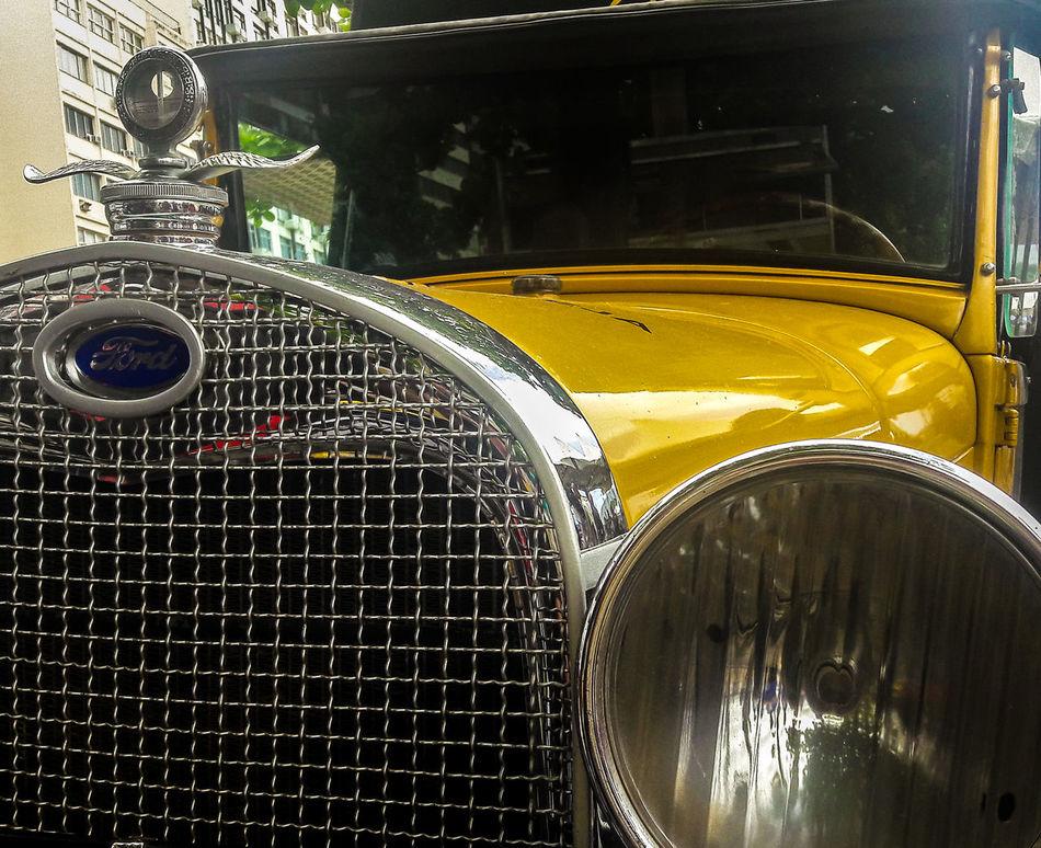. Foto de Segunda: Meu calhambeque. Car Car Old Street Oldcars Oldcarphoto Ford Fordsofinstagram