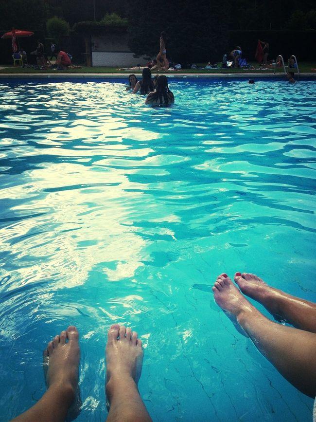 Summer 13, piscina!
