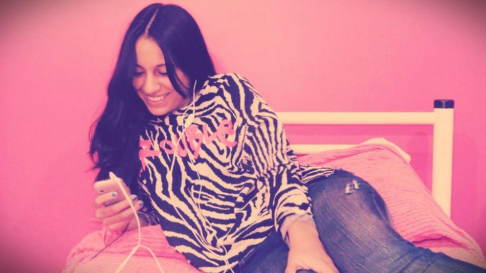 Smile Sonrisa Lautaro Aguirre Canon PowerShot SX60HS Cámara Pink Colours Rosa Color