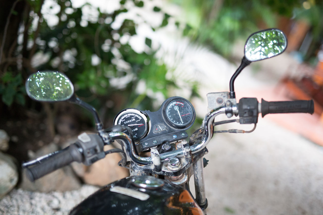Beautiful stock photos of motorcycle, Day, Land Vehicle, Mirror, Mode Of Transport