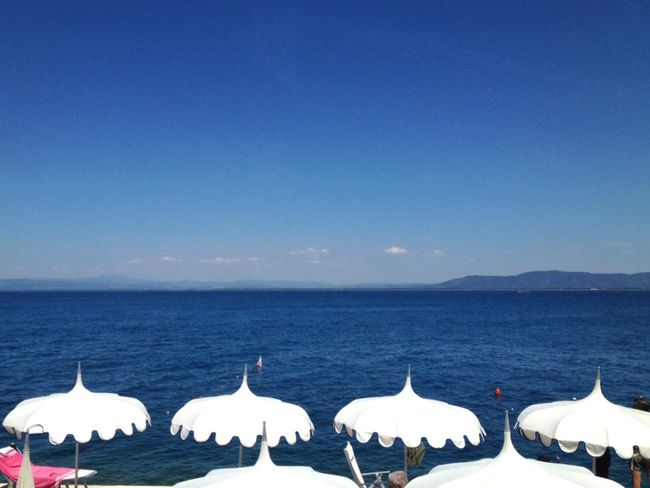 Summer Summertime Holiday POV Sea Italy IPhoneography Tuscany Traveling Sky Seaside