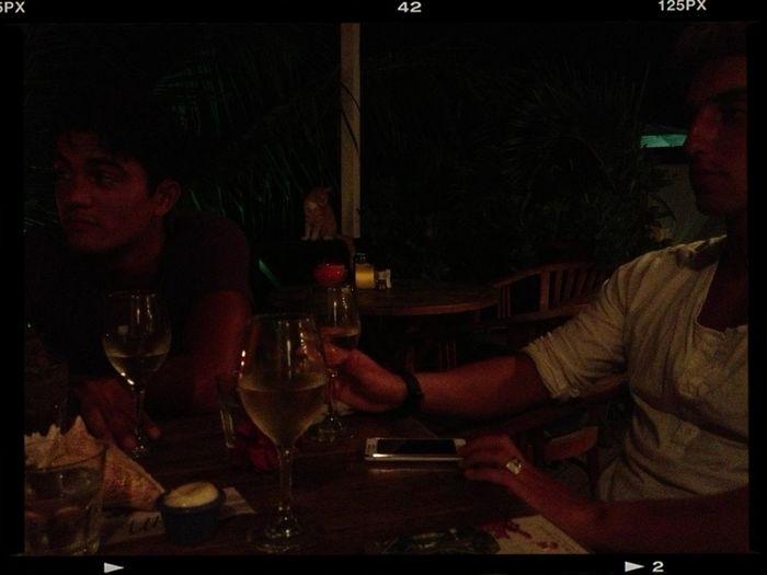 Dinner With Interns