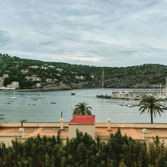 Hola 2nd home away from home! 😍 Portdesóller Mallorca Baleares Endlesssummer VacationTweet 😎 🌴