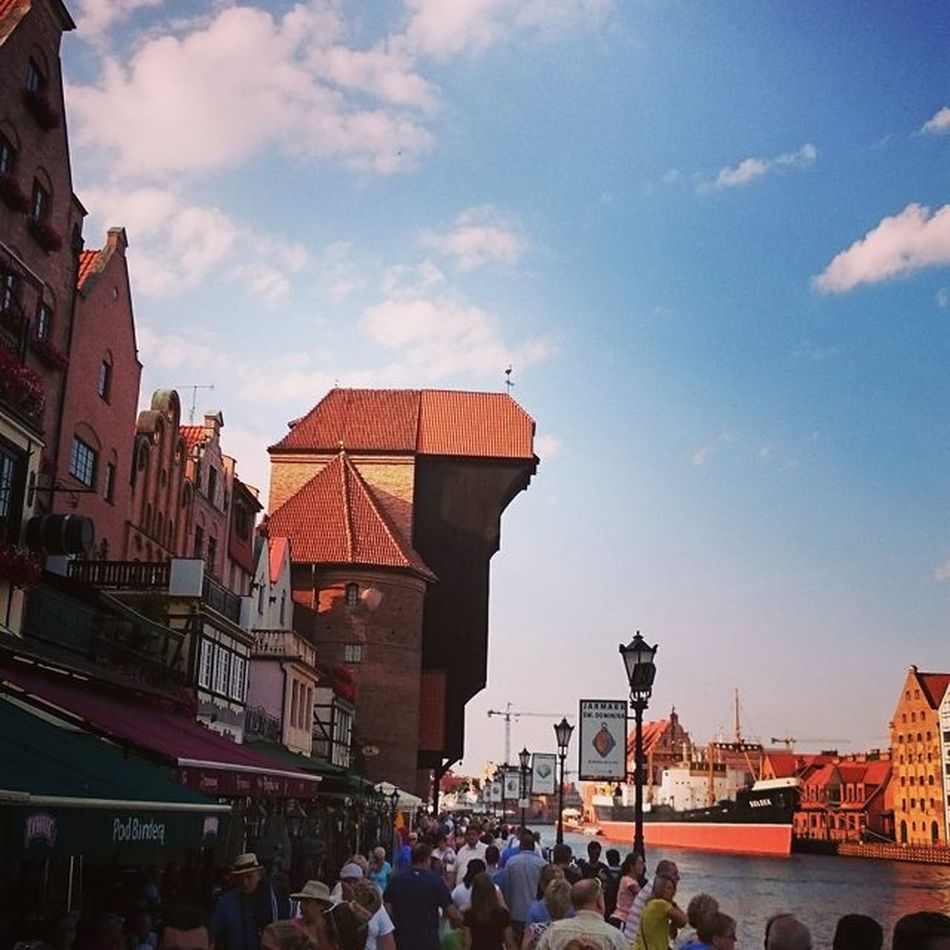Gdańsk Holiday2015 Sea Baltyk Family Vacation Poland Summer