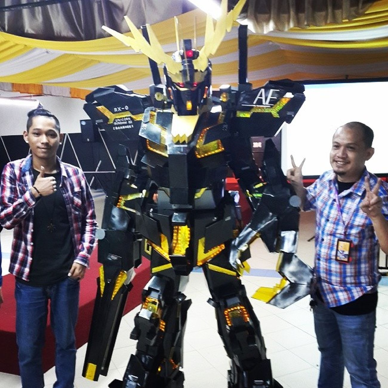 Anime showcase. Gundam.