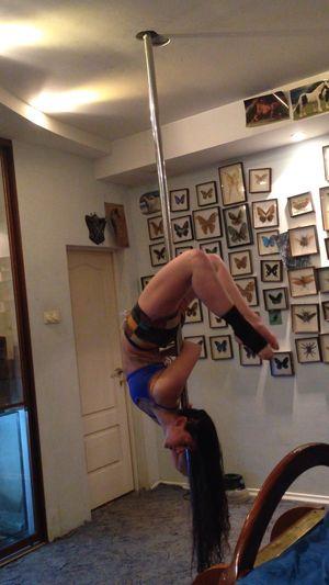 Pole Dancing Stretching пилон гимнастика тело растяжка девушка Poledance полдэнс Body & Fitness