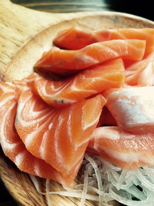 Sashimi  Sashimilovers Sashimi Dish Sashimi Platter Sashimiday Salmon Salmon Sashimi Japanese Food Food Foodlover