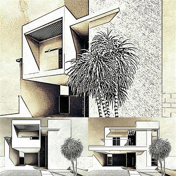 Amo tanto o que eu faço que esse amor vai ser possível! Architecture Draw Project Working Revit