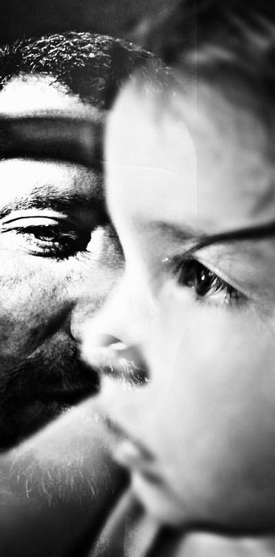 Capture The Moment Dad Life Daddy❤ Black And White EyeEm Best Shots Fortheloveofblackandwhite Daughter EyeEm Best Shots - Black + White
