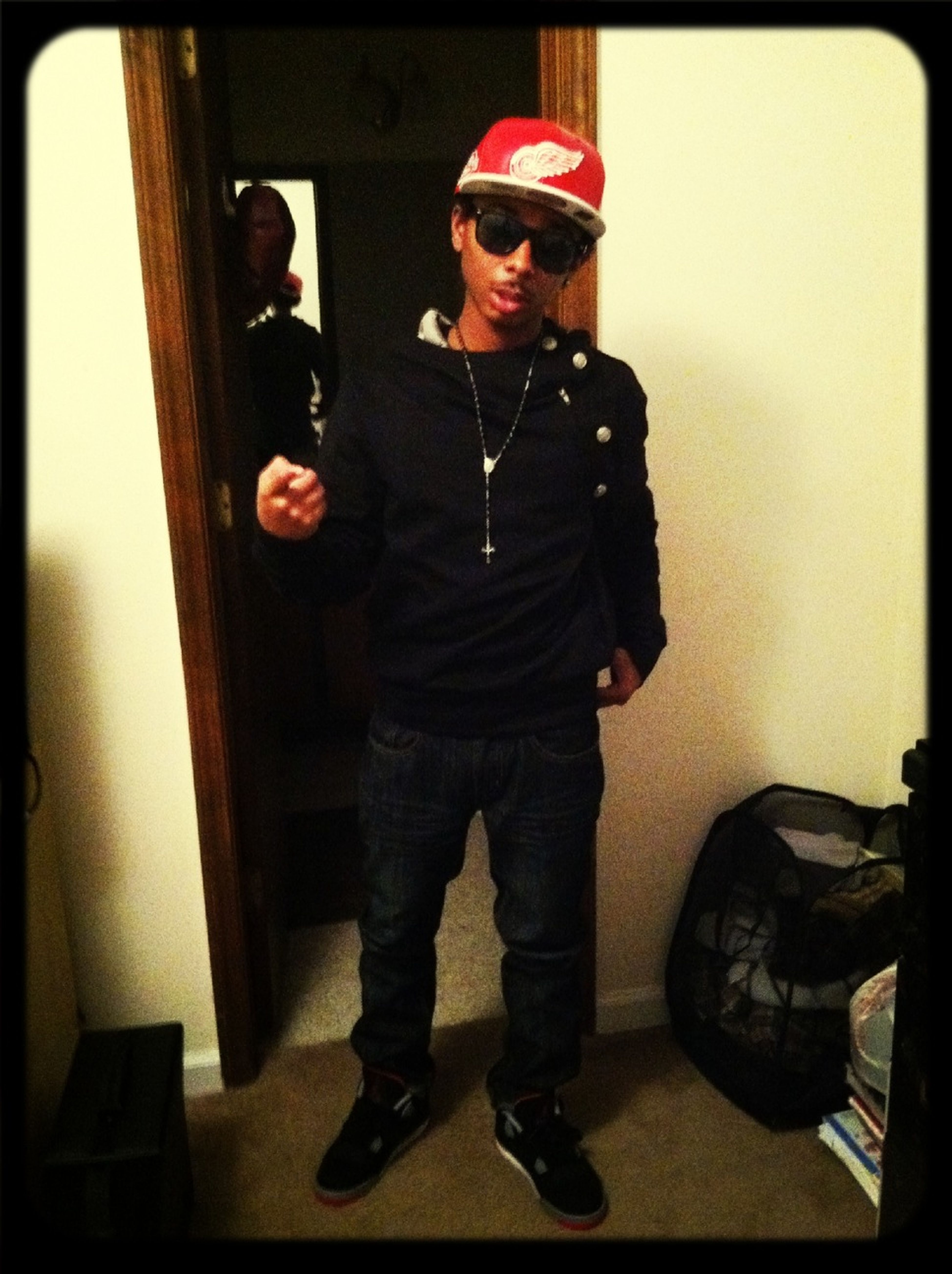 I Was Omw To A Party.!
