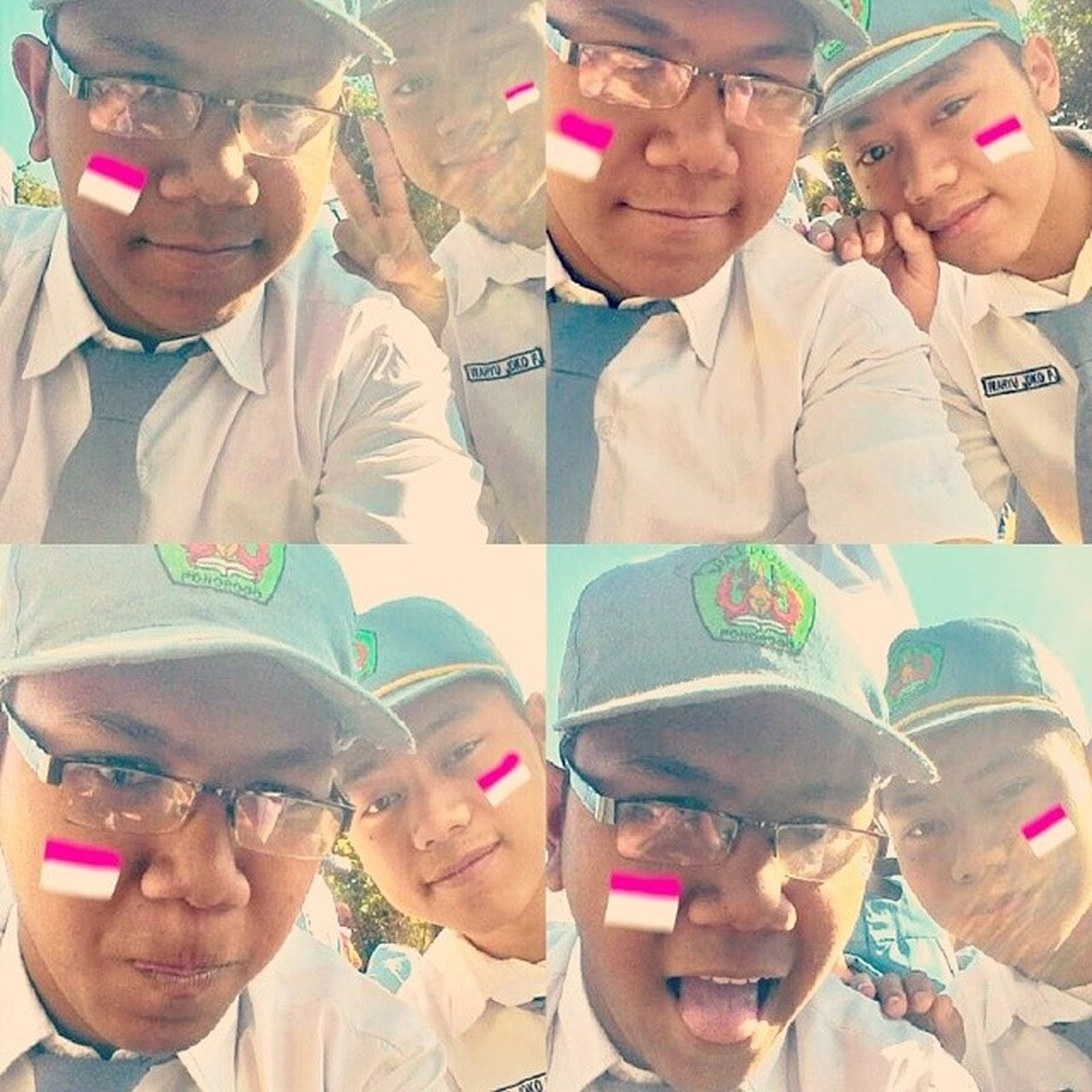 Selfie Chubby For HappyINADay with joko