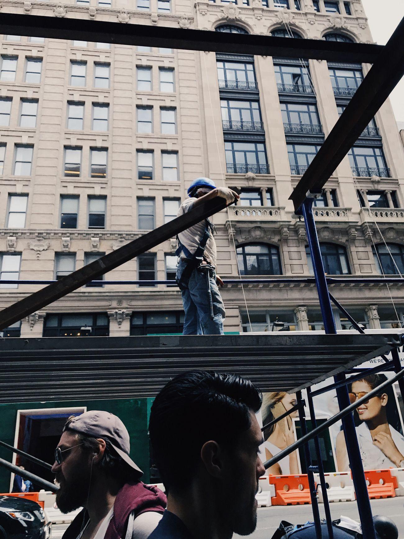 The Street Photographer - 2017 EyeEm Awards IPhone VSCO