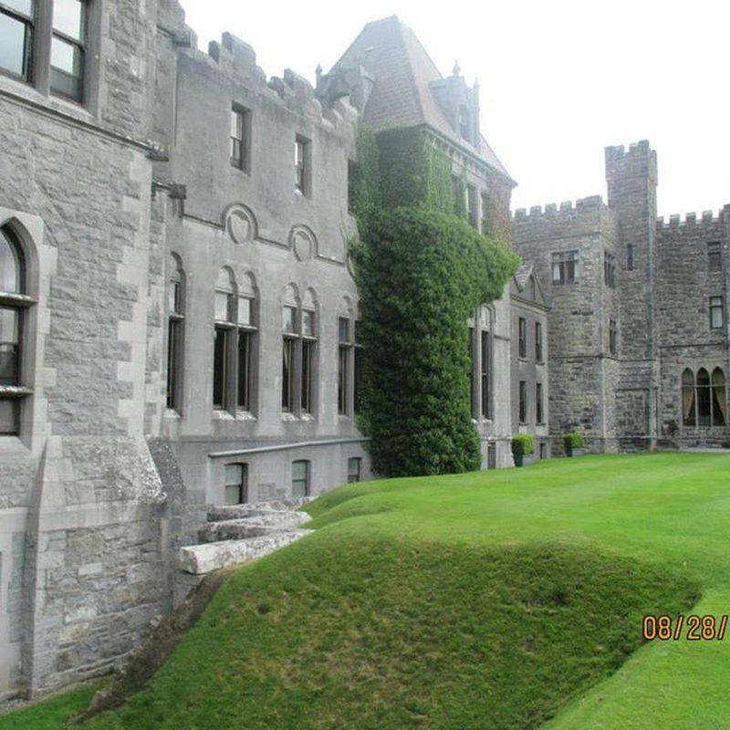 Ashford Castle здесь снимали сериал царство Reign @ashfordcastle