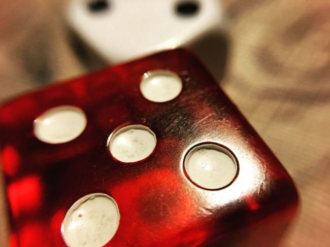 Roll The Dice Dice Lucky 7 BeingCreative Creativity Macro Photography Macro_collection Macro Upclose  Close-up Things I See Fresh On Eyeem
