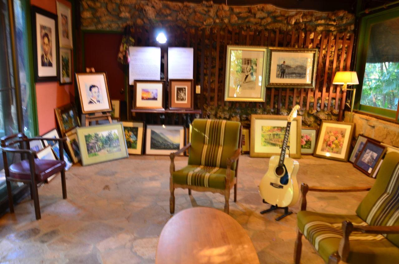Chair Domestic Room Illuminated Indoors  Living Room Luxury No People