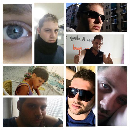 Semplicemente io... Me Instagood Man Eye4photography