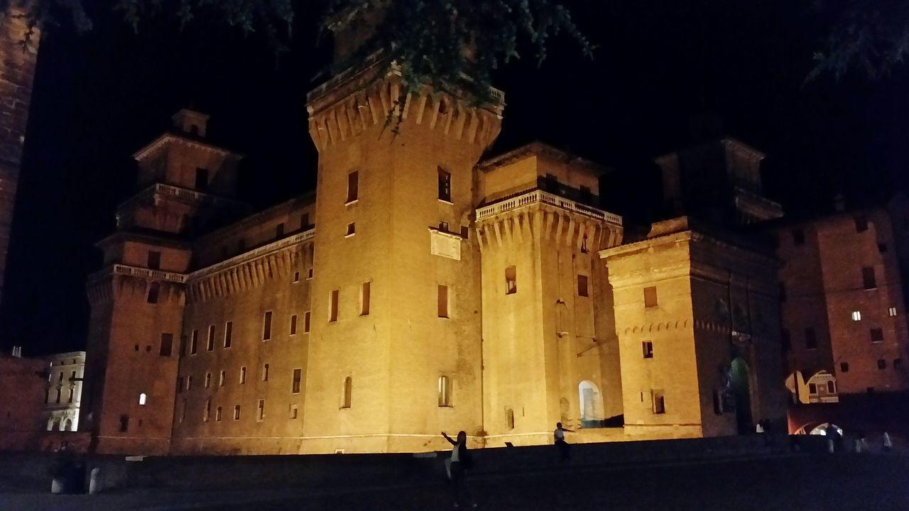 Ferrara Castle Castello Estense Castello Italia Italy
