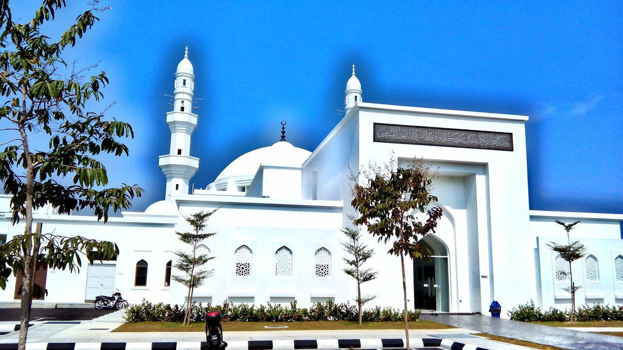 The Places I've Been Today Masjid Hussain Mosque Hussain Mosque
