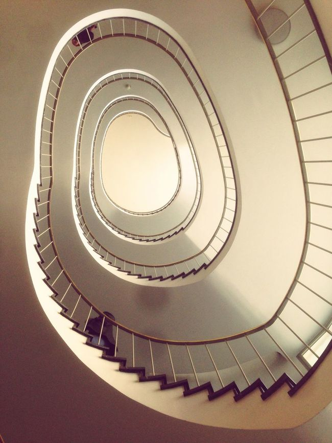 Walking Around Stairs Hanging Out Architecture Spiral Stairs Spiral Staircase Lookingup