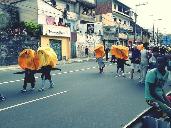 Colors Of Carnival 2016 Dique Do Tororó Raízes Da Bahia Salvador Brasil Bahia Brazil