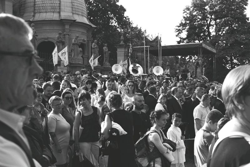Procession Procession People People Photography The Week On Eyem Exceptional Photographs The Week Of Eyeem Worldpressphoto Popular Photo Popular Photos Wild & Pure TheWeekOnEyeEM Popular The Important Thing Is To Participateなんちゃってmission Our Best Pics Camera Man Real Life Open Edit Polska Poland Boleslaw Szablak Shootermag Excellent Shot Blackandwhite Monochrome Film