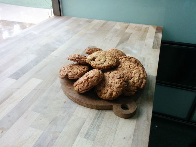 Nexus5 Phone Photography Coffee Break Wood Wooden Cookies Coffee Time Coffee Shop Coffeshop Baking Bakery