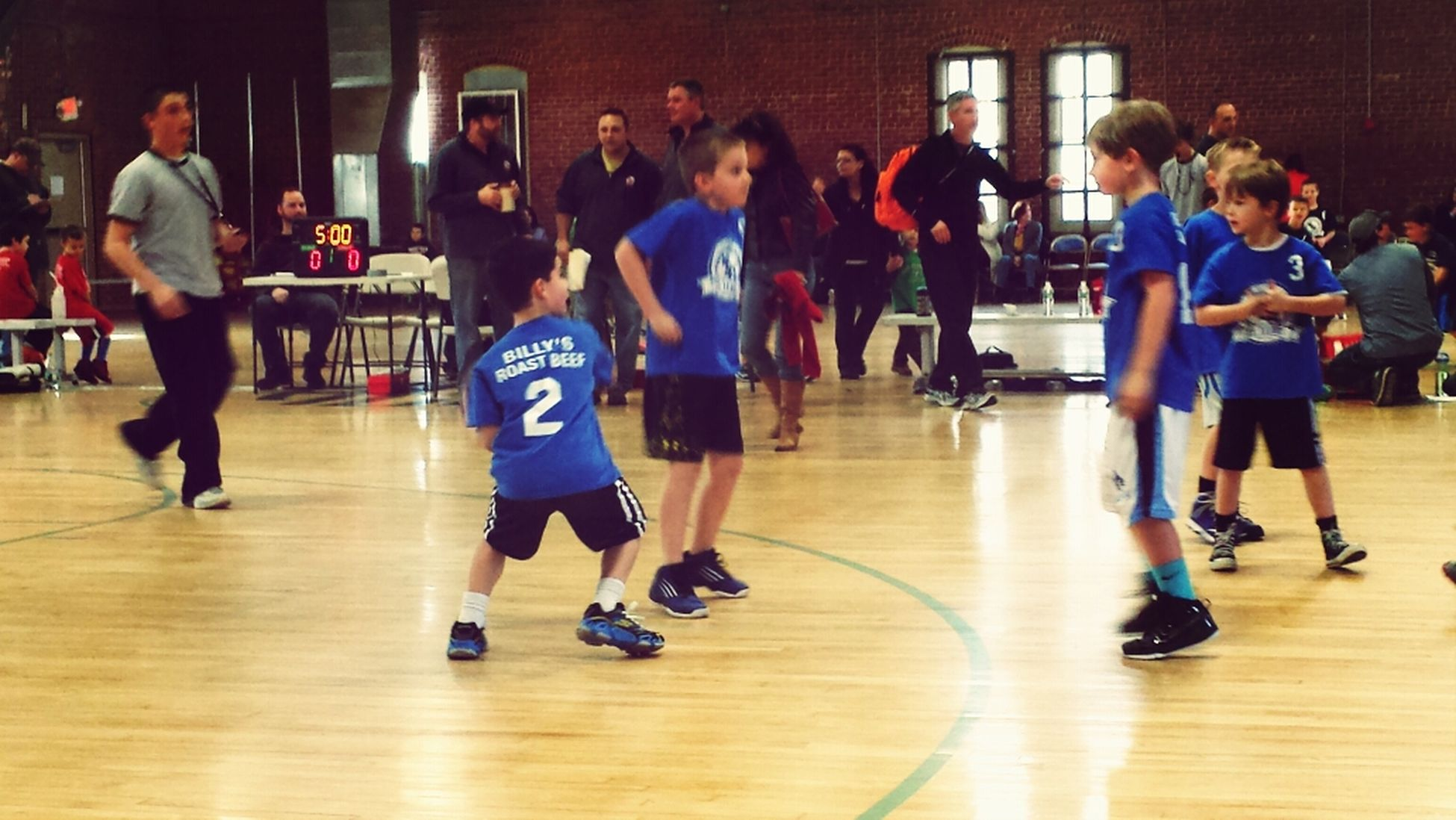 Wakefield Youth Basketball