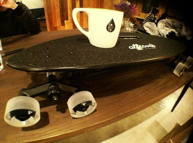 Coffee Allrover Alldayroastingcompany 八輪滑板 都市衝浪 從兩個人等到一個人,終於到貨了