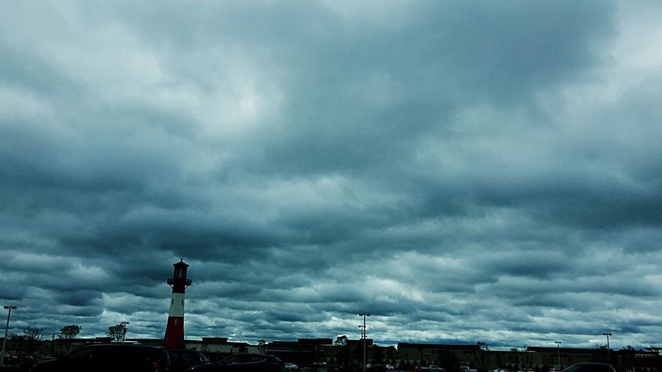 Tropical Storm Clouds And Sky Cloud - Sky Cloudy Cloudporn Storm Cloud Stormy Weather Lighthouse Nature Nature_collection Nature Photography Beauty In Nature