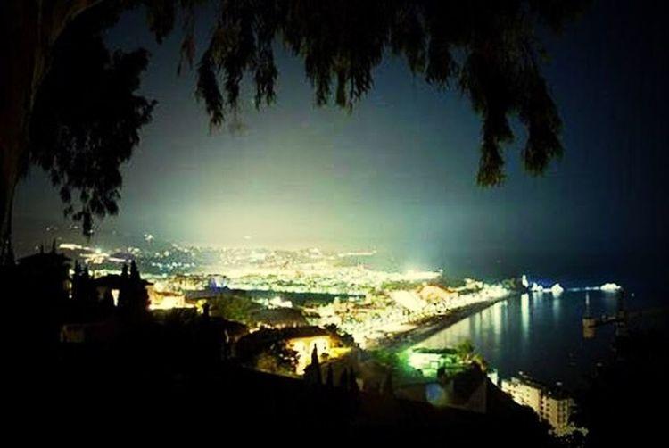 Bonita noche y buenas vistas ?