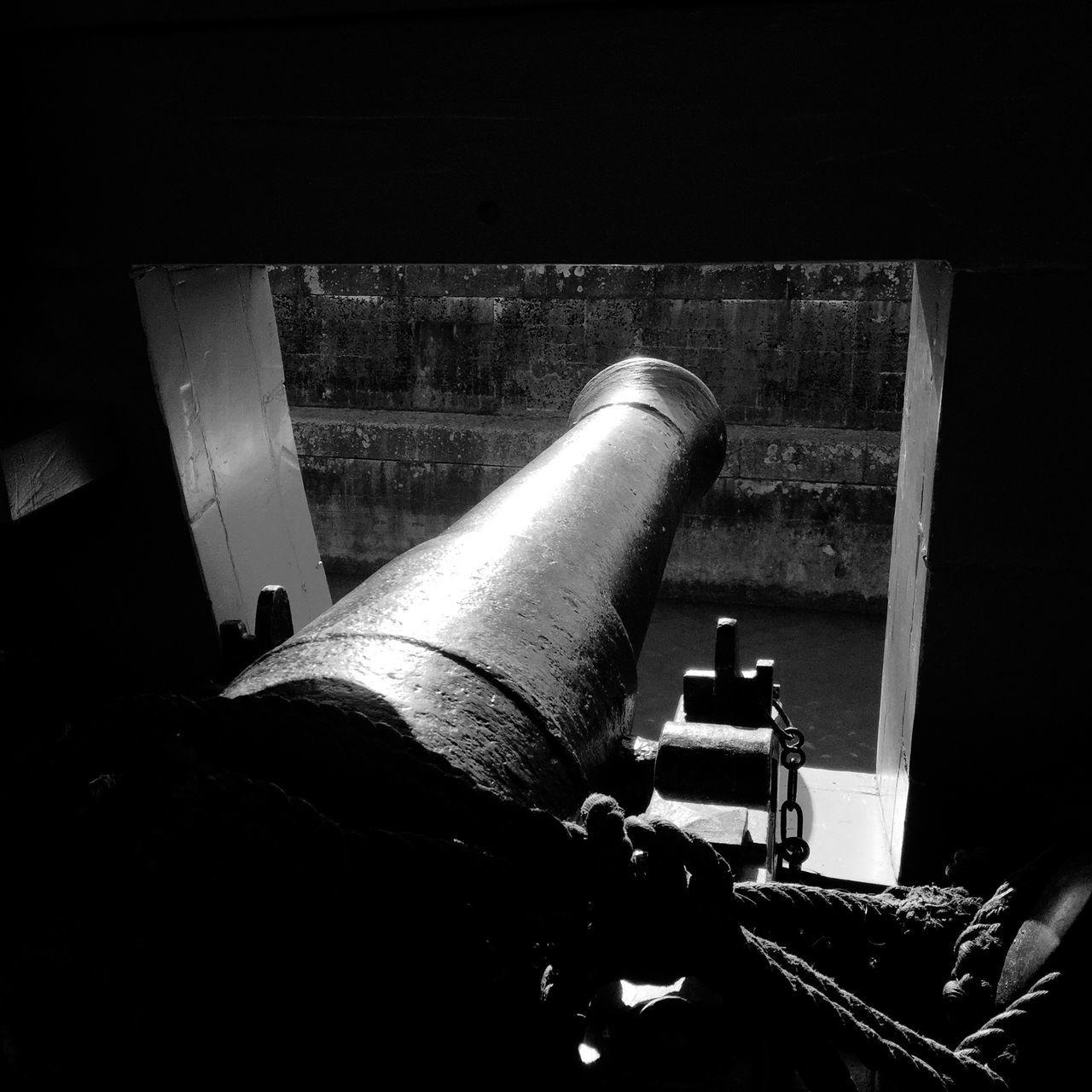 Hermione Canon Gun Fregate IPhoneography