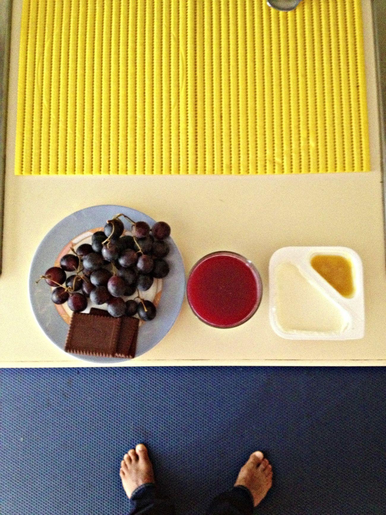 la colazione dei campioni BackToWork Breakfast