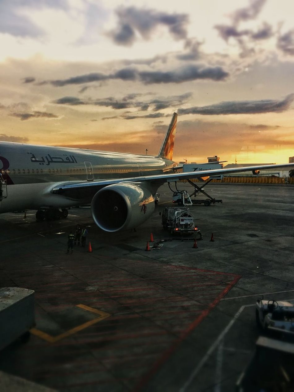 Airplanes Qatarairways Eyeem Philippines