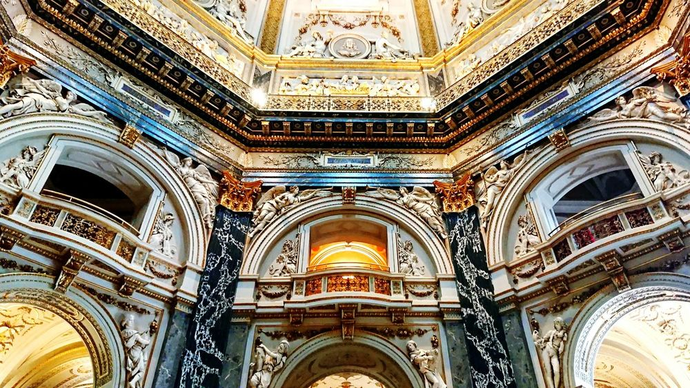 Cafe KHM Kunsthistorisches Museum Kunsthistorisches Museum Wien The Most Beautiful Cafe No People Architecture Ornate Indoors  Vienna Austria Vienna, Austria Vienna Austria EyeEmNewHere
