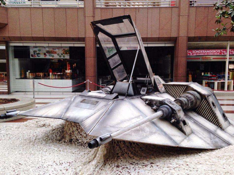 Star Wars SpaceShip Science Fiction Snowspeeder