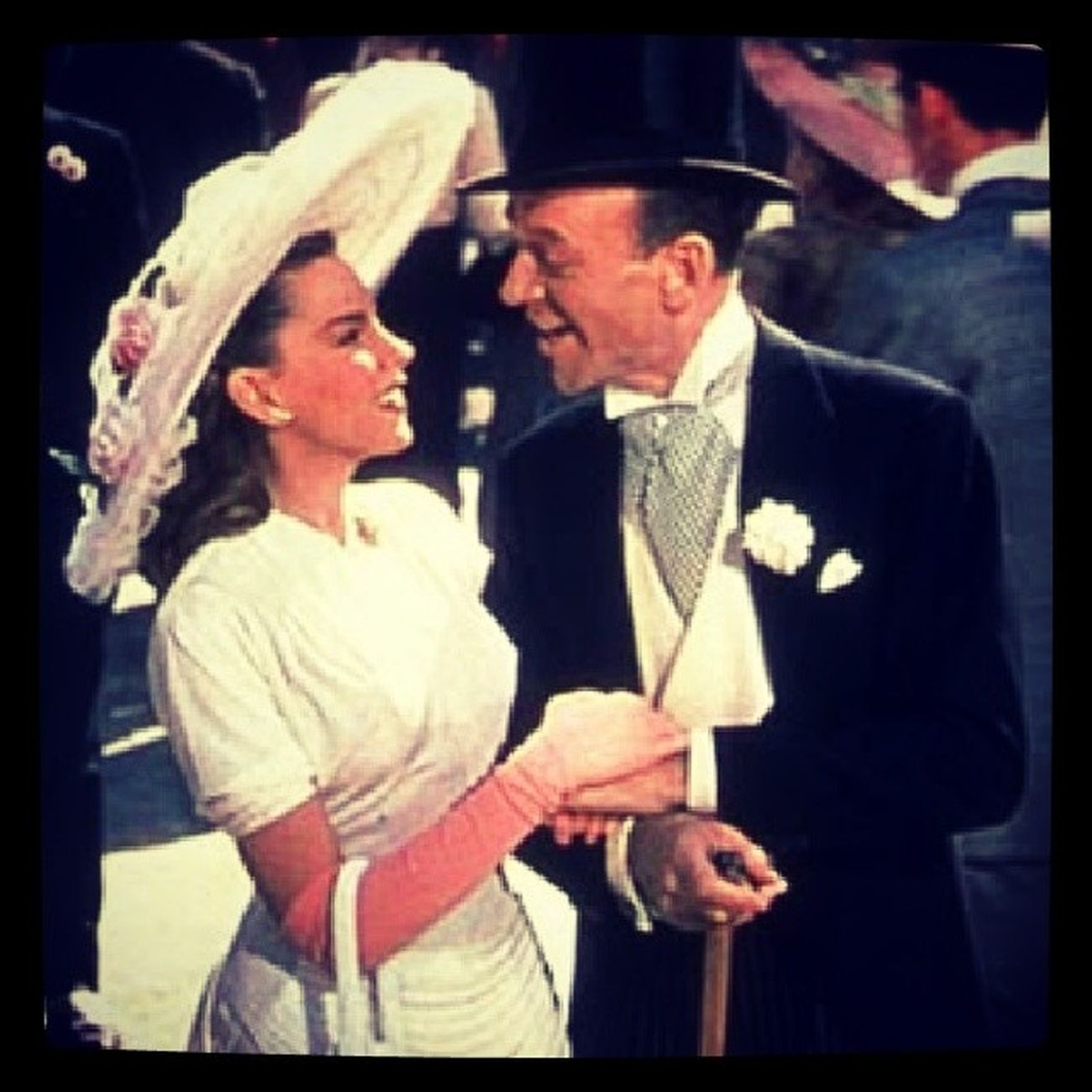 The best part of easter Easterparade FredAstaire JudyGarland