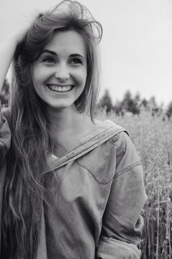 Everyday Joy Blackandwhite Smile Capture The Moment