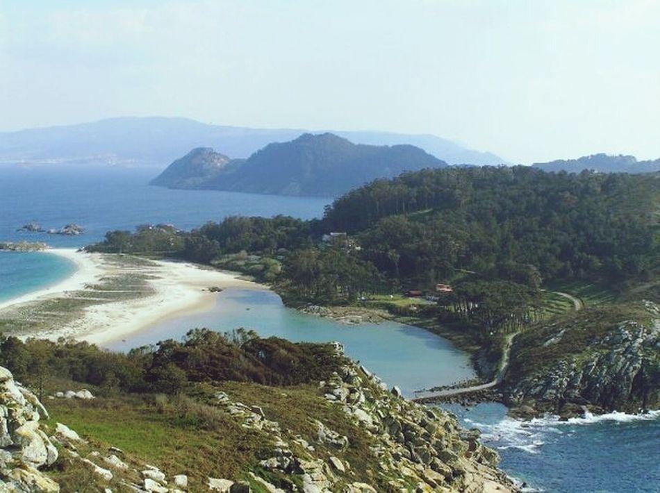 Rodas beach Cíes Islands Paradise Beach Water_collection