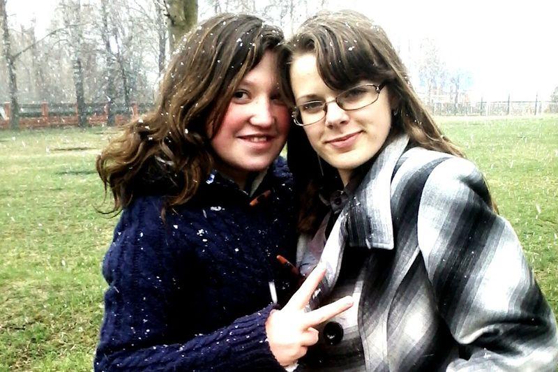 That's Me Cheese! Ukraine Ukrainian Girl Frienship With Friend