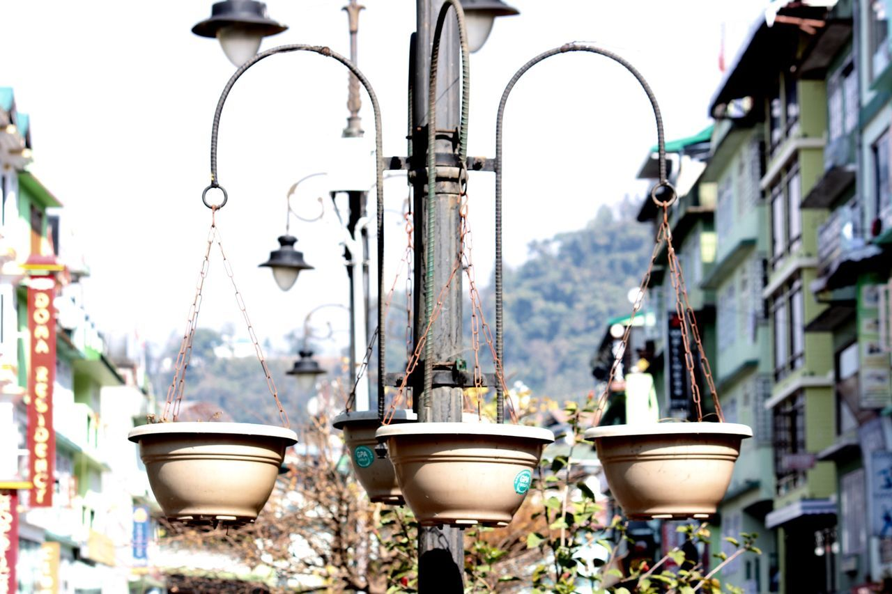 EyeEmNewHere No People Large Group Of Objects Day Sikkimdiaries Gangtok Market Flowerpot
