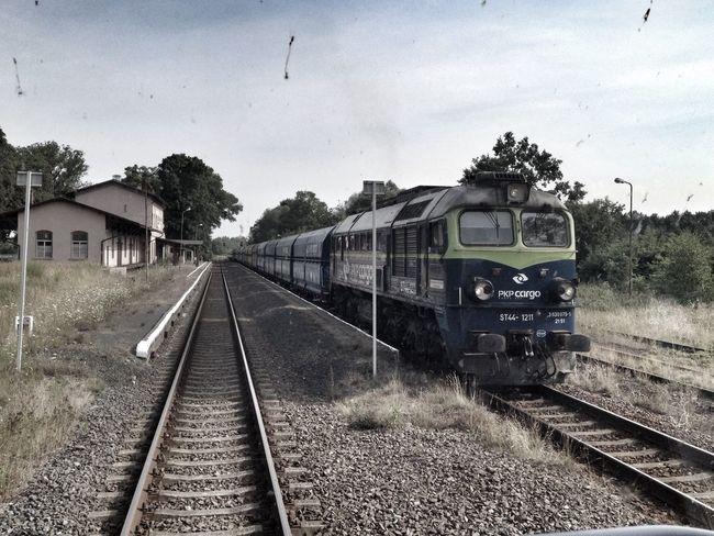 M62 Trainspotting Public Transportation Odeg