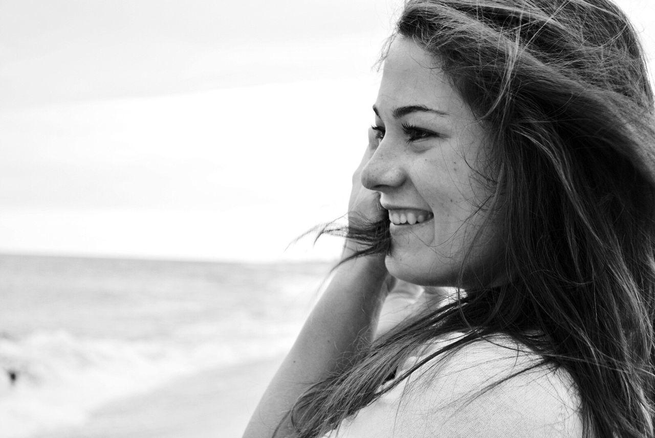 Beautiful stock photos of sonnenschein, 18-19 Years, Beach, Beauty In Nature, Caucasian Ethnicity