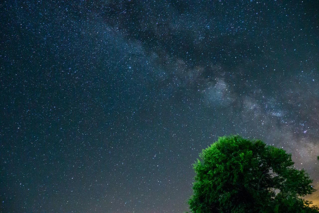 Galaxy Nature Traveling Travel