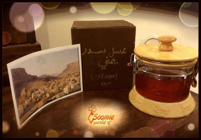 Soomieworld العالم العربي العسل اليمني (عسل سدر)