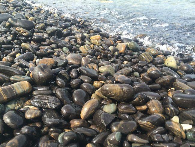 Rock Sand Sea Stone Traverl