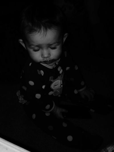 Baby Indoors  Baby Girl Babyface Sleeper Sleepyhead Cute Baby Human Indoors  Black&white Photography Baby Face Eyesclosed Funnyfaces💕 Grandbaby