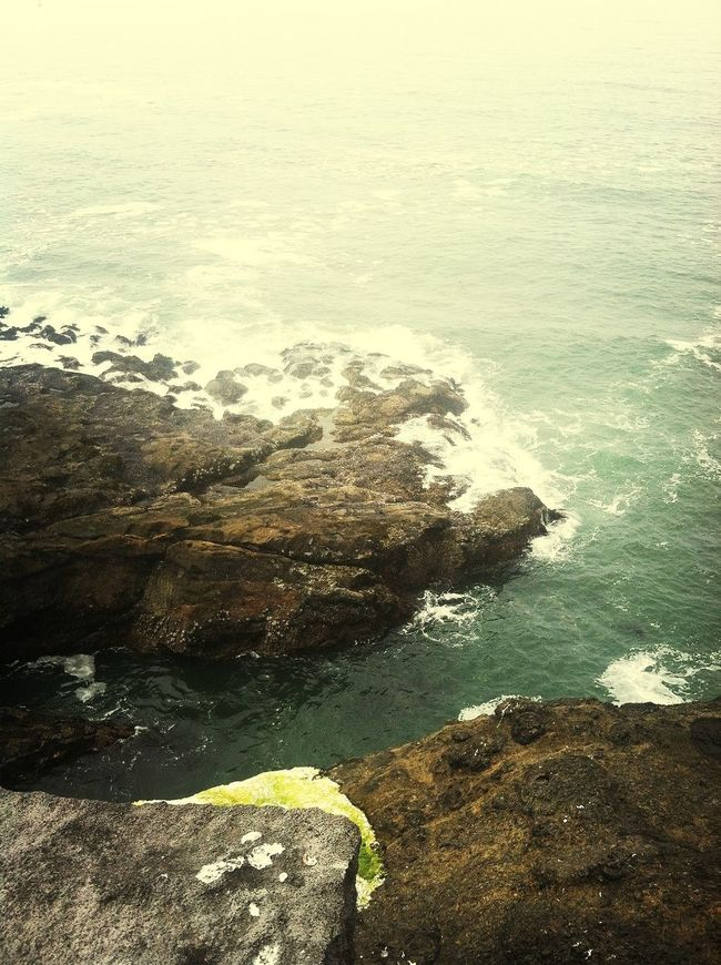 depoe bay with the boyfriennnnnnd <3 In Love